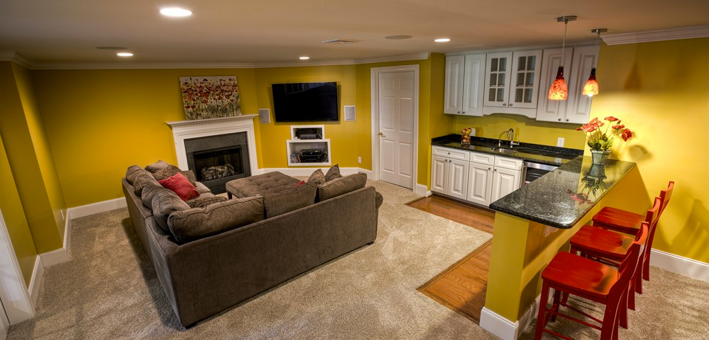 Merveilleux 4 Steps To A Revitalized Basement