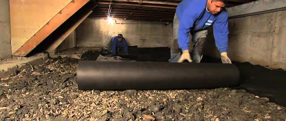 Crawl Space Waterproofing : Learning center ohio state waterproofing