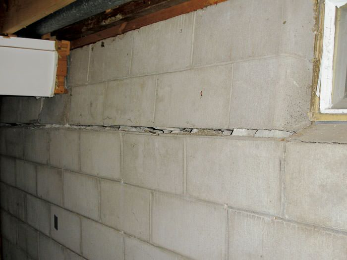 Important Facts About Cracked Basement Walls In Canton OH