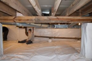 crawlspace waterproofing | Macedonia, OH | Ohio State Waterproofing