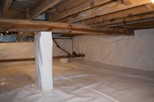 Crawlspace Waterproofing | Cleveland, OH | Ohio State Waterproofing