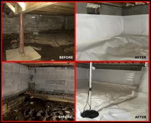 Crawlspace Waterproofing   Parma, OH   Ohio State Waterproofing