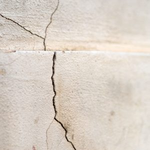 Cracked Foundation Walls | Cleveland, OH