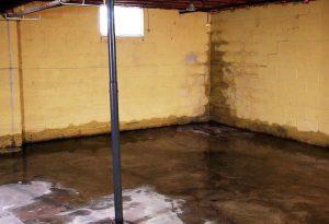 Wet Basement   Ohio   Ohio State Waterproofing